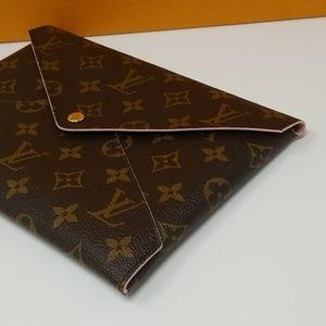 Louis Vuitton Monogram Kirigami Large Envelope
